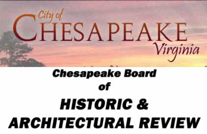 Historic and Architectural Review Board meets 2nd Thursdays