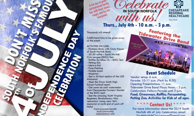 2019 Event Sponsors – South Norfolk 4th of July Celebration