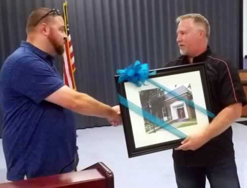 SNCL Meeting: Business order changed for farewell to Capt. Dunlap