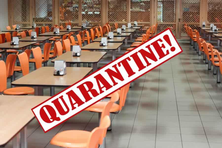 Quarantine Dining Guide